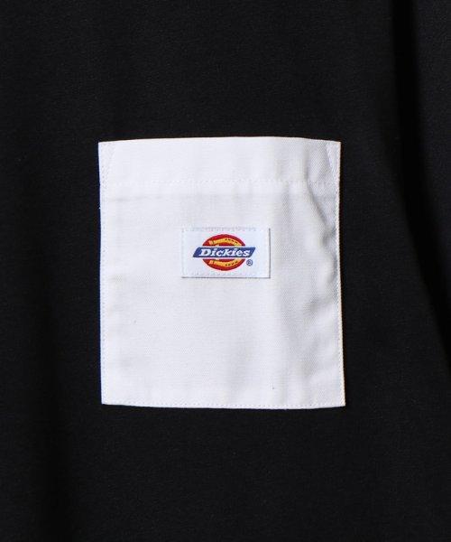 coen(コーエン)/Dickies(ディッキーズ)別注ポケットTシャツ19SS(一部WEB限定カラー)/75256009047_img16