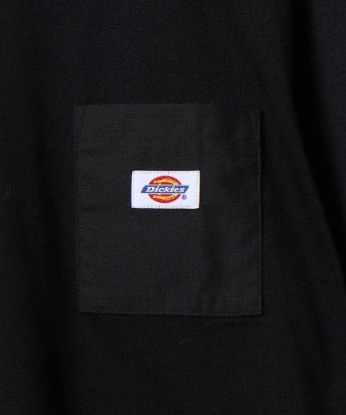 coen(コーエン)/Dickies(ディッキーズ)別注ポケットTシャツ19SS(一部WEB限定カラー)/75256009047_img17