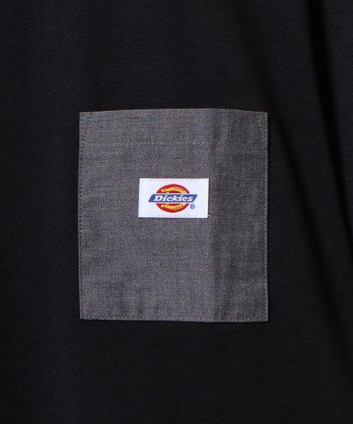 coen(コーエン)/Dickies(ディッキーズ)別注ポケットTシャツ19SS(一部WEB限定カラー)/75256009047_img18