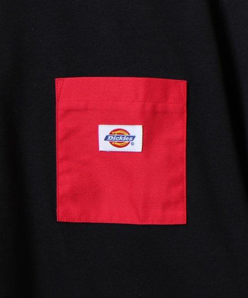 coen(コーエン)/Dickies(ディッキーズ)別注ポケットTシャツ19SS(一部WEB限定カラー)/75256009047_img19