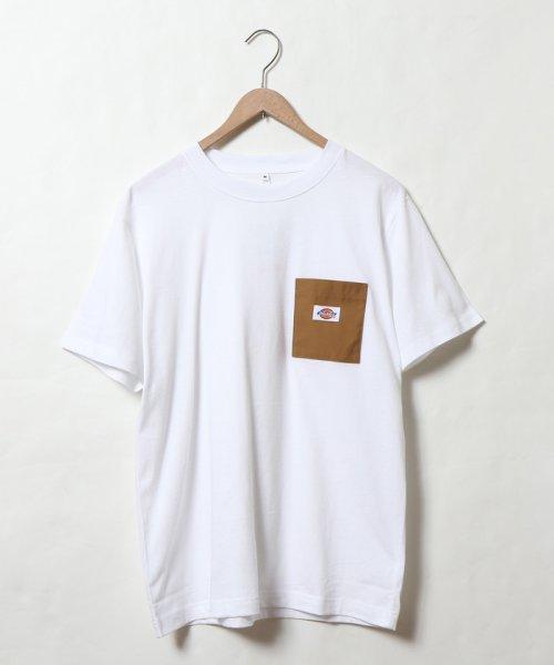 coen(コーエン)/Dickies(ディッキーズ)別注ポケットTシャツ19SS(一部WEB限定カラー)/75256009047_img23