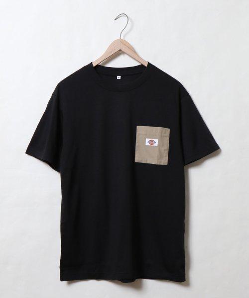 coen(コーエン)/Dickies(ディッキーズ)別注ポケットTシャツ19SS(一部WEB限定カラー)/75256009047_img24
