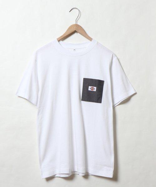 coen(コーエン)/Dickies(ディッキーズ)別注ポケットTシャツ19SS(一部WEB限定カラー)/75256009047_img25