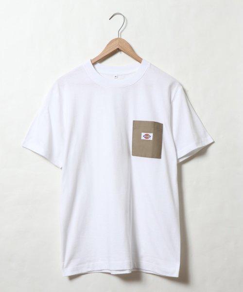 coen(コーエン)/Dickies(ディッキーズ)別注ポケットTシャツ19SS(一部WEB限定カラー)/75256009047_img26