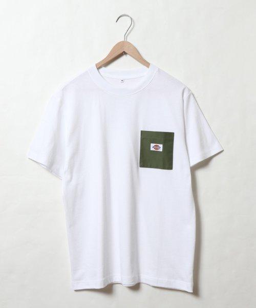 coen(コーエン)/Dickies(ディッキーズ)別注ポケットTシャツ19SS(一部WEB限定カラー)/75256009047_img27
