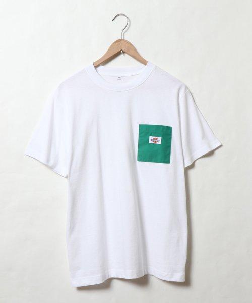 coen(コーエン)/Dickies(ディッキーズ)別注ポケットTシャツ19SS(一部WEB限定カラー)/75256009047_img28