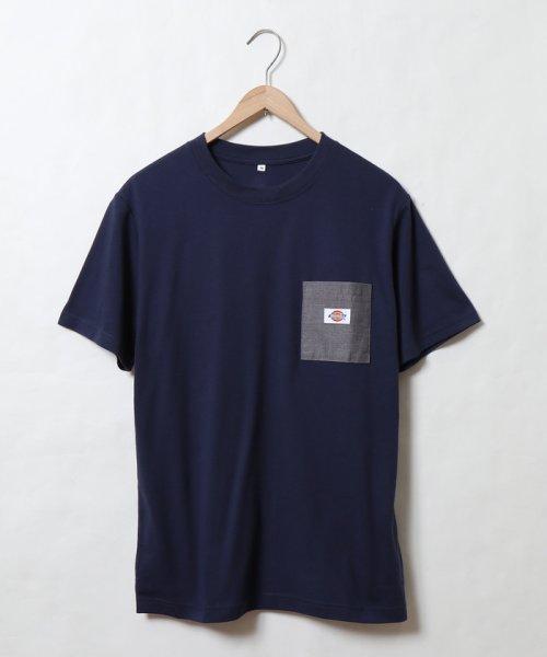 coen(コーエン)/Dickies(ディッキーズ)別注ポケットTシャツ19SS(一部WEB限定カラー)/75256009047_img29