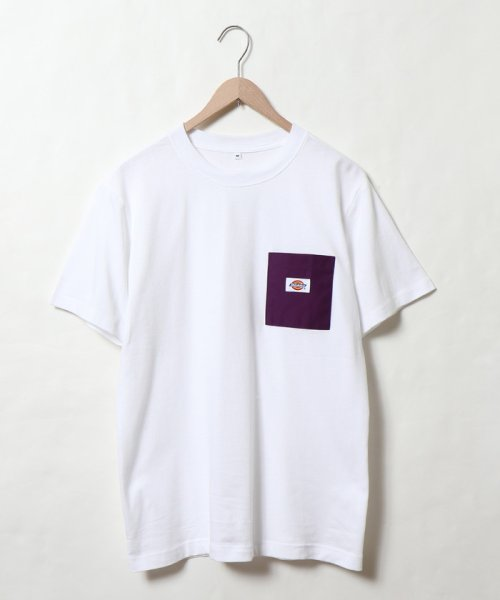coen(コーエン)/Dickies(ディッキーズ)別注ポケットTシャツ19SS(一部WEB限定カラー)/75256009047_img30