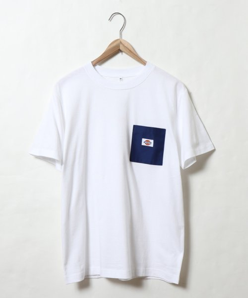 coen(コーエン)/Dickies(ディッキーズ)別注ポケットTシャツ19SS(一部WEB限定カラー)/75256009047_img32