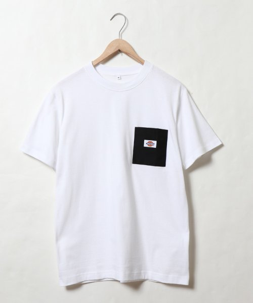 coen(コーエン)/Dickies(ディッキーズ)別注ポケットTシャツ19SS(一部WEB限定カラー)/75256009047_img34