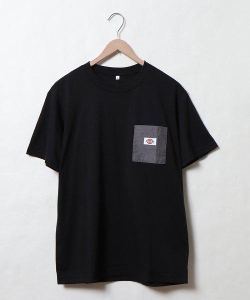coen(コーエン)/Dickies(ディッキーズ)別注ポケットTシャツ19SS(一部WEB限定カラー)/75256009047_img37
