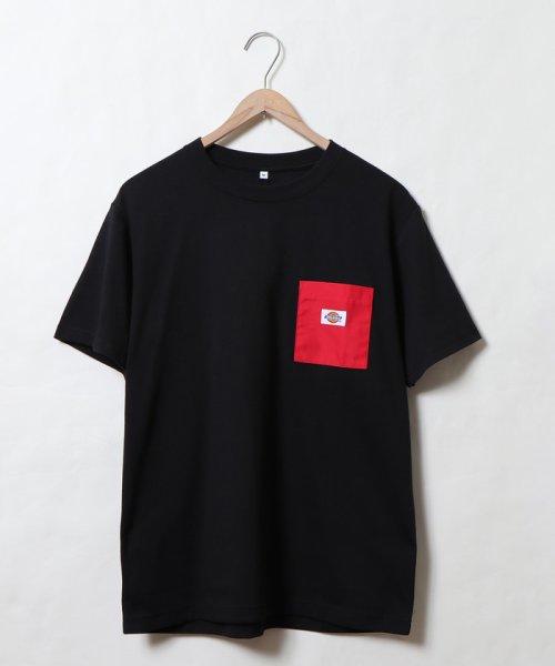 coen(コーエン)/Dickies(ディッキーズ)別注ポケットTシャツ19SS(一部WEB限定カラー)/75256009047_img38