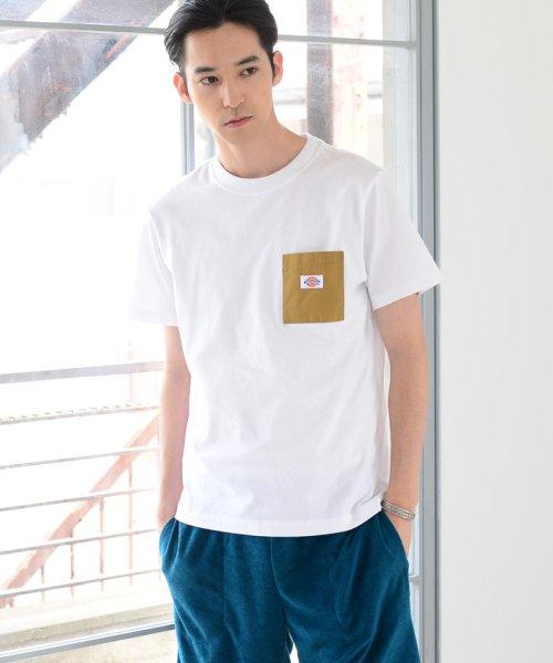 coen(コーエン)/Dickies(ディッキーズ)別注ポケットTシャツ19SS(一部WEB限定カラー)/75256009047_img39