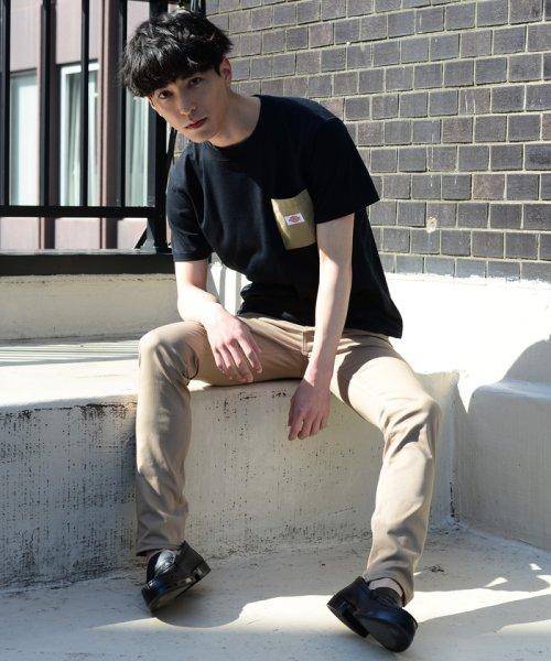 coen(コーエン)/Dickies(ディッキーズ)別注ポケットTシャツ19SS(一部WEB限定カラー)/75256009047_img42