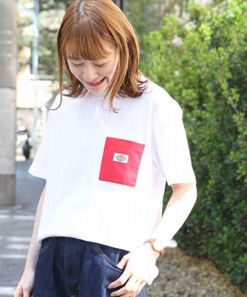 coen(コーエン)/Dickies(ディッキーズ)別注ポケットTシャツ19SS(一部WEB限定カラー)/75256009047_img49