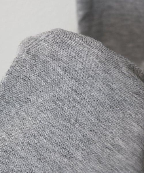 and Me...(アンドミー)/【N-9】UVカット クール素材 Vネック 半袖 Tシャツ/2000032_img15