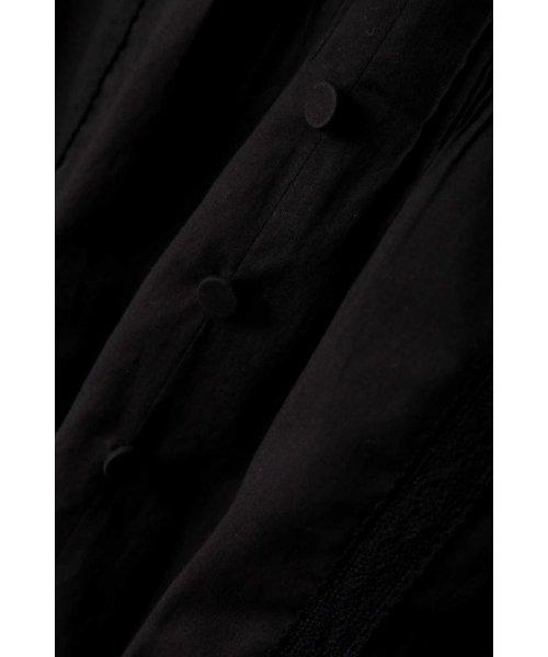 PROPORTION BODY DRESSING(プロポーション ボディドレッシング)/ボイルレースラッフルスリーブブラウス/1219110401_img03