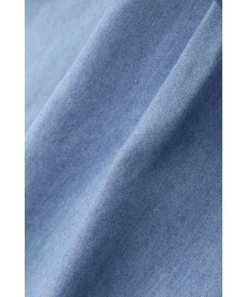 PROPORTION BODY DRESSING(プロポーション ボディドレッシング)/テンセルデニムリボンショートパンツ/1219130406_img06