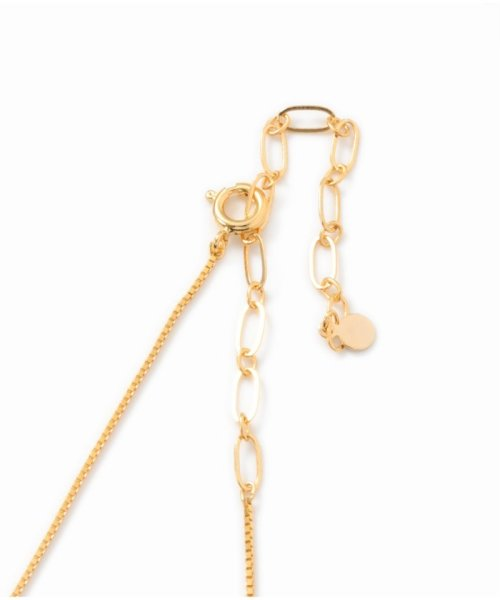 U by Spick&Span(ユーバイ スピック&スパン)/ACC CROSS NECKLACE/19091213002510_img02