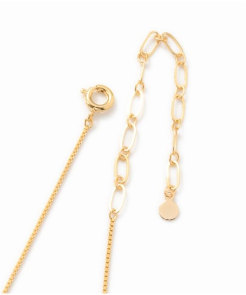 U by Spick&Span(ユーバイ スピック&スパン)/ACC CROSS NECKLACE/19091213002510_img03