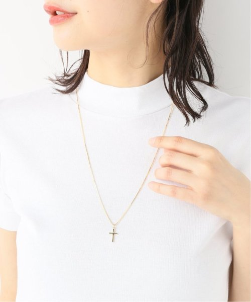 U by Spick&Span(ユーバイ スピック&スパン)/ACC CROSS NECKLACE/19091213002510_img05