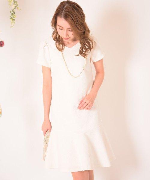 Dear Princess(ディアプリンセス)/【セットアップ対応商品】ナチュラルSTジャガードワンピース/3089143_img04