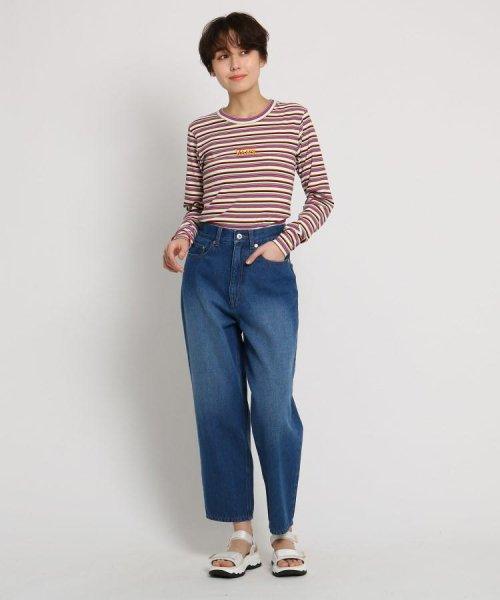 AG by aquagirl(AG バイ アクアガール)/VANS(ヴァンズ)マルチボーダーTシャツ/201901C1216521_img07