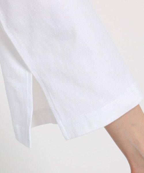 AG by aquagirl(AG バイ アクアガール)/VANS(ヴァンズ)ロゴテープネックTシャツ/201901C1216522_img06