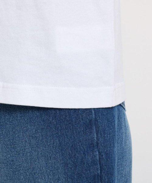 AG by aquagirl(AG バイ アクアガール)/VANS(ヴァンズ)ロゴテープネックTシャツ/201901C1216522_img07