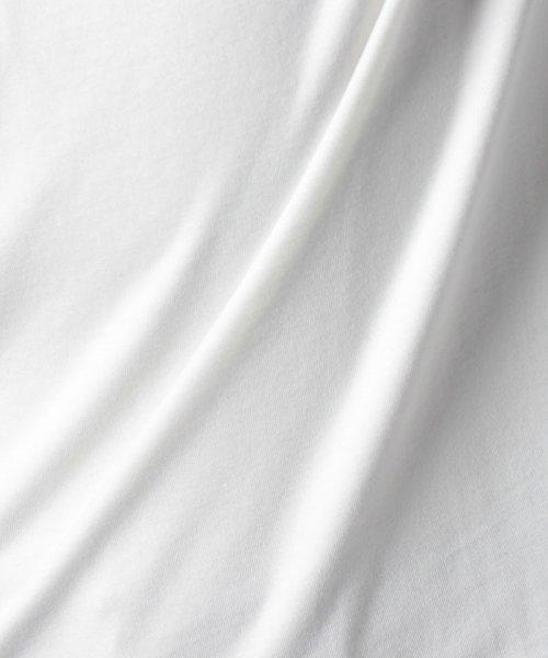 nano・universe(ナノ・ユニバース)/R/CプレーティングクルーネックTシャツ/6689123016_img05