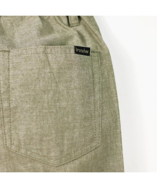 branshes(ブランシェス)/シャンブレークロップドパンツ(80~150cm)/119232409_img10
