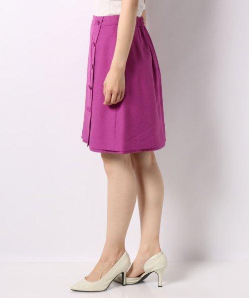 Noela(ノエラ)/【Ray6月号掲載】リバーシブル台形スカート/5932011_img05