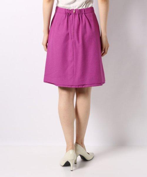 Noela(ノエラ)/【Ray6月号掲載】リバーシブル台形スカート/5932011_img06