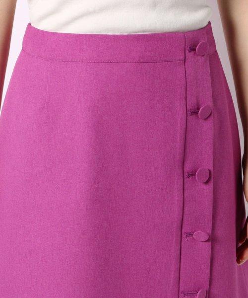 Noela(ノエラ)/【Ray6月号掲載】リバーシブル台形スカート/5932011_img07