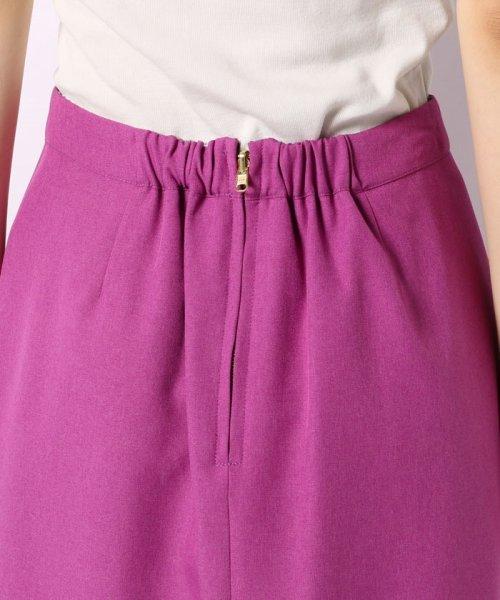 Noela(ノエラ)/【Ray6月号掲載】リバーシブル台形スカート/5932011_img08