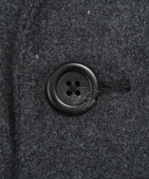 LUXSTYLE(ラグスタイル)/チェスターコート メンズ コート ウール メルトン BITTER ビター系 冬【メルトンウールチェスターコート】アウター ロングコート ウールコート チェスター/pm-6720_img24