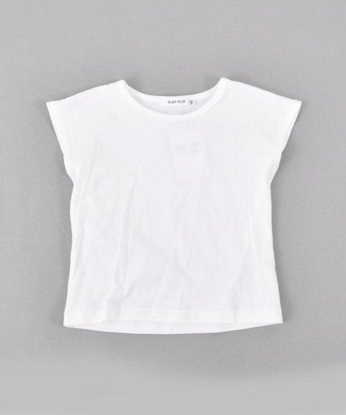 SLAP SLIP(スラップスリップ)/ブロードギンガムビスチェ付きTシャツ/180212509_img05