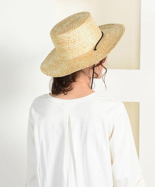 LIPSTAR(リップスター)/【Casselini】キャセリーニ ドローコードカンカン帽/610381199_img02