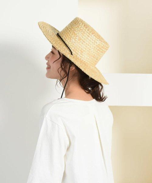 LIPSTAR(リップスター)/【Casselini】キャセリーニ ドローコードカンカン帽/610381199_img04