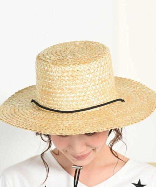 LIPSTAR(リップスター)/【Casselini】キャセリーニ ドローコードカンカン帽/610381199_img06