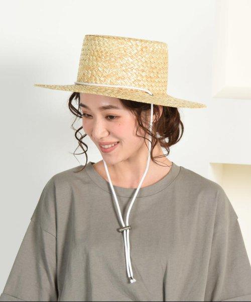 LIPSTAR(リップスター)/【Casselini】キャセリーニ ドローコードカンカン帽/610381199_img10