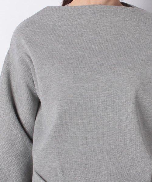 INTERPLANET(インタープラネット)/ハーフミラノ裾タックボリューム袖カットソー/10116003_img03