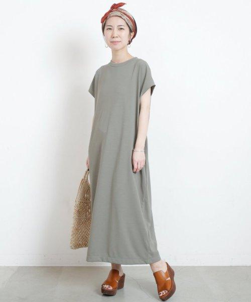 mjyuka(ミューカ)/フレンチ袖ロングワンピース/393692910_img01
