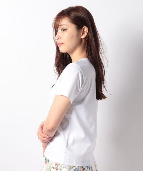 Rirandture(リランドチュール)/【美人百花 4月号掲載】カレッジロゴTシャツ/89197270_img13