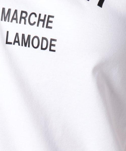 Rirandture(リランドチュール)/【美人百花 4月号掲載】カレッジロゴTシャツ/89197270_img16