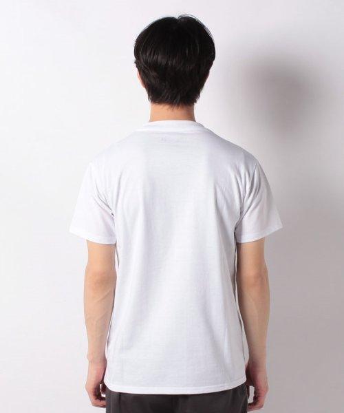 FILA(フィラ)/T/Cフロント切替半袖Tシャツ/419302_img02