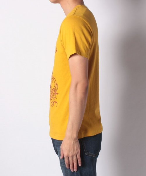 3a4aeff0 LEVI'S MEN(リーバイス メンズ)/LVC GRAPHIC TEE LVC ROOTS NUGGET GOLD GR/