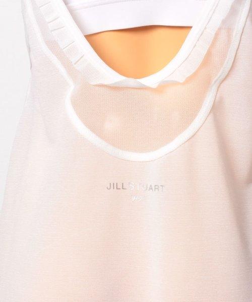JILL STUART SWIM(ジルスチュアート スイム)/【JILLSTUART】ブラトップ×フリルタンクトップ/319304_img04