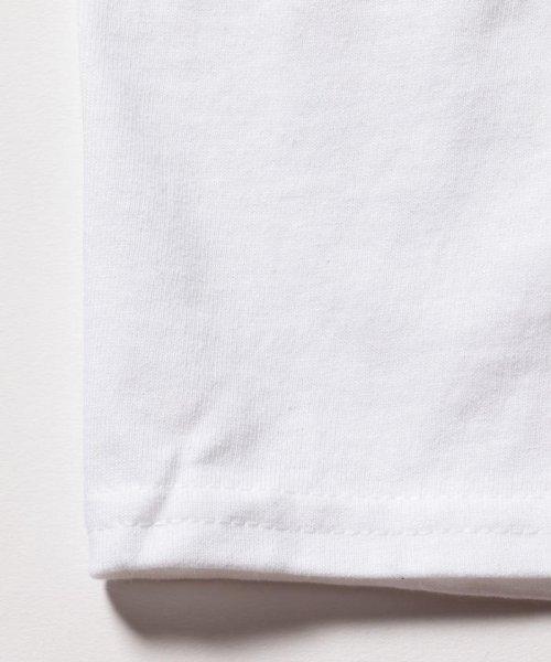FREDYMAC(フレディマック)/ポケット付 USシルエットロンスリーブTシャツ/9-0609-2-50-005_img04
