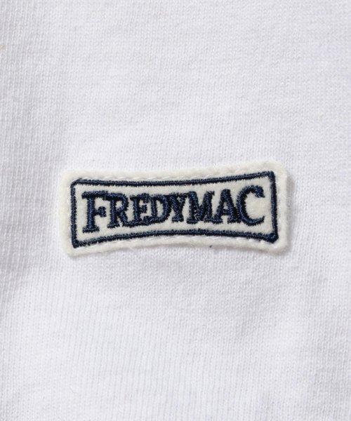 FREDYMAC(フレディマック)/ポケット付 USシルエットロンスリーブTシャツ/9-0609-2-50-005_img06